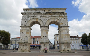 Saintes Arc de Germanicus