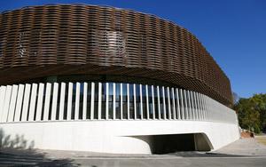 Moderne Architektur in Valence d'Agen