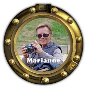 Marianne im Bullauge